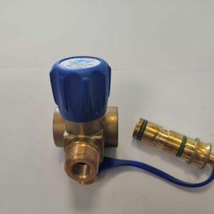 Вентиль заправочный Томассетто (метан)