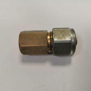 Переходник FARO П6хМ10 135*  пласт трубка
