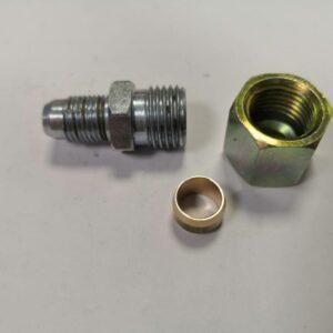 Переходник трубки газа в клапан 6х8