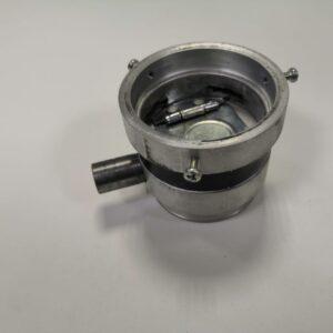 Смеситель D62мм с защит. клап. (метал) Ульяно