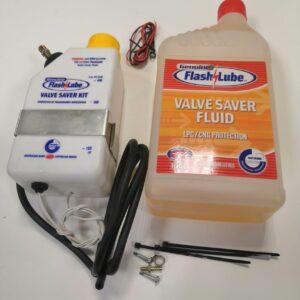 Устройство для защиты клапанов со спец жид